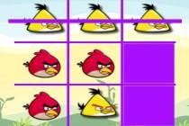 Tic-Tac-Toe: Angry Birds - Zrzut ekranu