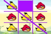 Tic-Tac-Toe: Angry Birds