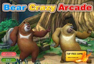 Graj w Bear Crazy Arcade