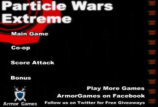 Graj w Particle Wars Extreme
