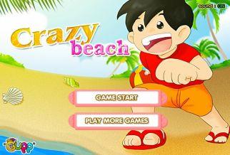 Graj w Crazy Beach
