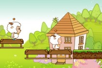 Pleasant Goat and Big Big Wolf - Zrzut ekranu