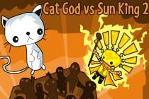 Cat God vs Sun King 2 - Zrzut ekranu