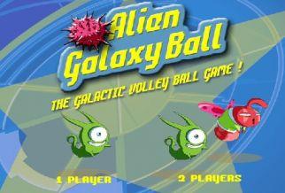 Graj w Alien Galaxy Ball