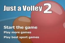 Just a Volley 2 - Zrzut ekranu