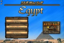 Skill Mini Golf: Egypt - Zrzut ekranu