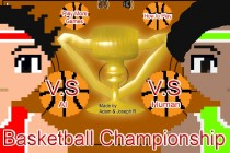 Basketball Championship - Zrzut ekranu