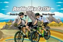 Double Bike Battle - Zrzut ekranu