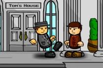 Tom vs Gatsby - Zrzut ekranu