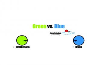 Graj w Green vs Blue