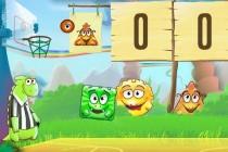 Dino Basketball - Zrzut ekranu