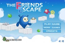 The Friends Escape - Zrzut ekranu