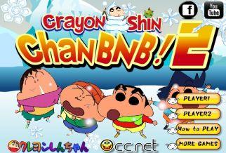 Graj w Crayon Shin Chan Bnb! 2
