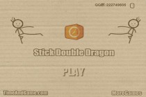 Stick Double Dragon - Zrzut ekranu