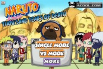 Naruto: Thousand Years Of Death - Zrzut ekranu