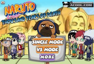 Graj w Naruto: Thousand Years Of Death