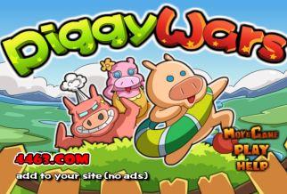Graj w Piggy Wars