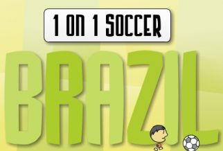 Graj w 1 on 1 Soccer: Brazil