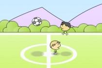 1 on 1 Soccer: Brazil - Zrzut ekranu