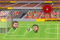 Super Sports Heads: Football Beta - Zrzut ekranu
