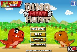 Graj w Dino Meat Hunt