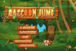 Graj w Raccoon Jump