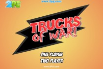 Trucks of War! - Zrzut ekranu