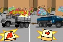 Trucks of War! - Zrzut ekranu