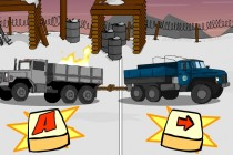 Trucks of War!