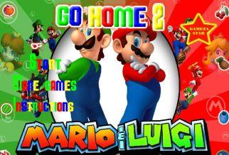 Graj w Mario And Luigi: Go Home 2
