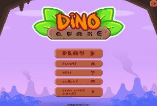 Graj w Dino Quake