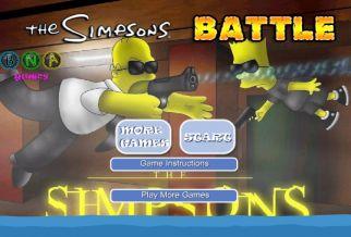 Graj w The Simpson Batlle