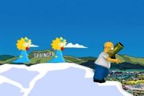 The Simpson Batlle - Zrzut ekranu