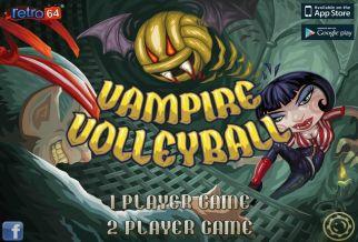 Graj w Vampire Volleyball
