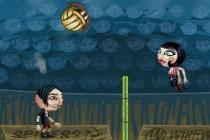 Vampire Volleyball - Zrzut ekranu