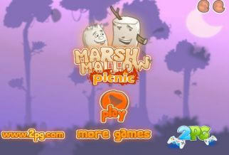 Graj w Marsh Mallow Picnic