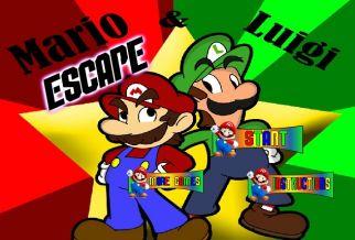 Graj w Mario & Luigi: Escape