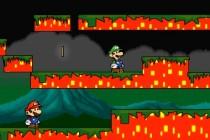 Mario & Luigi: Escape - Zrzut ekranu