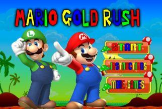 Graj w Mario Gold Rush