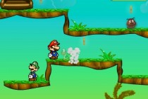 Mario Gold Rush - Zrzut ekranu