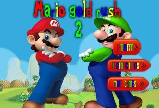 Graj w Mario Gold Rush 2