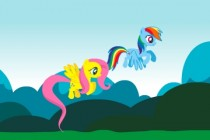 My Little Pony: The Travel - Zrzut ekranu
