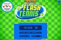 Flash Tennis - Zrzut ekranu