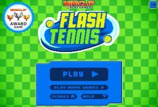 Graj w Flash Tennis