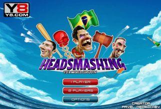 Graj w HeadSmashing World Cup 2014