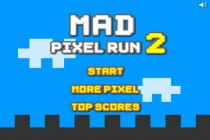 Mad Pixel Run 2 - Zrzut ekranu