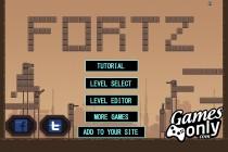 Fortz - Zrzut ekranu