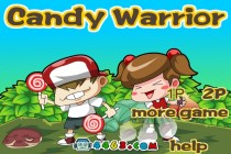 Candy Warrior! - Zrzut ekranu