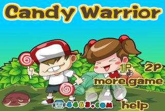 Graj w Candy Warrior!