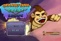 Orangutans Great Escape - Zrzut ekranu
